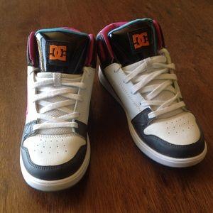 D.C. skater shoes